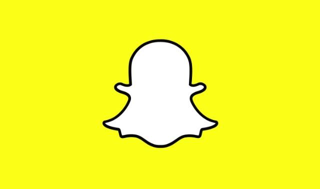 Logo do Snapchat.