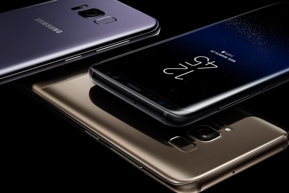 Imagem de Galaxy S9 e S9+: anúncio pode vir em fevereiro e lançamento em março no tecmundo