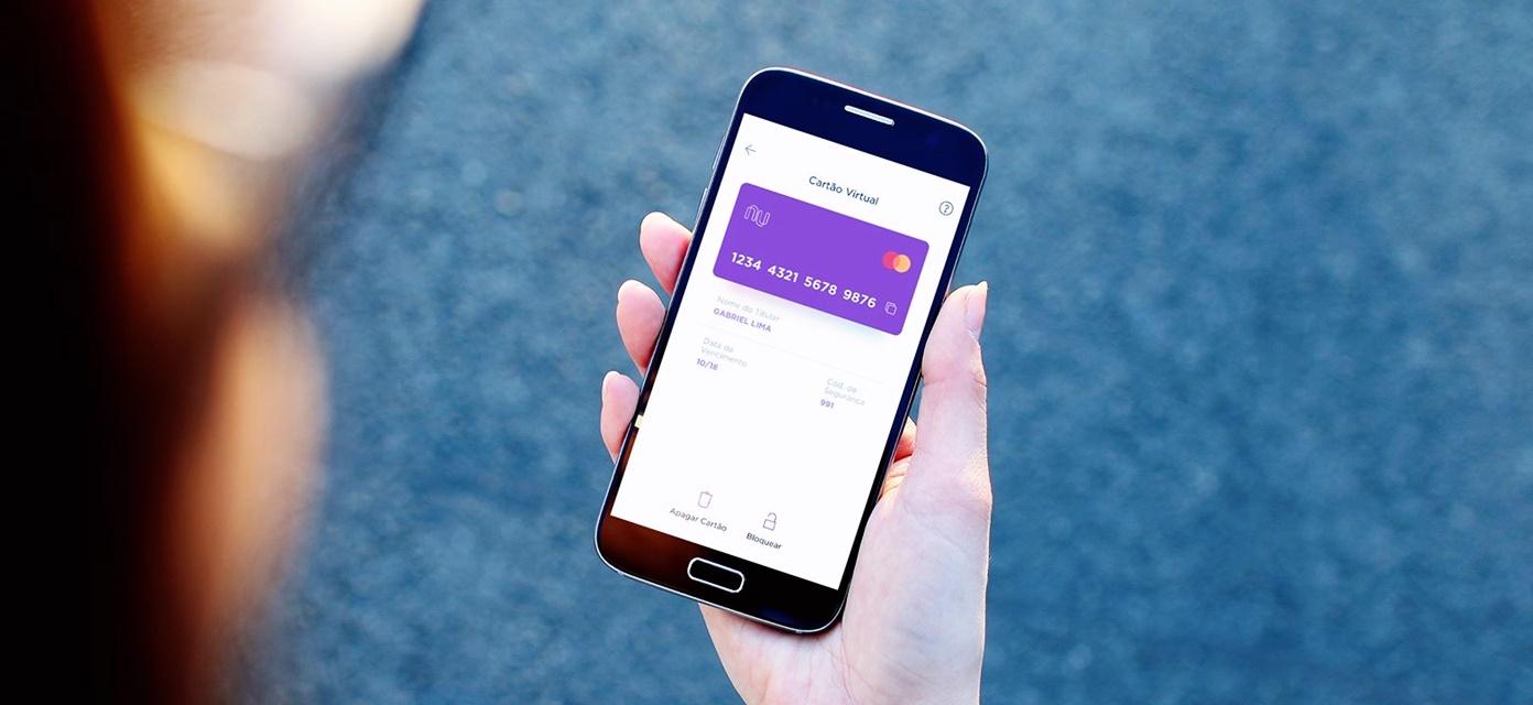 Imagem de Novo cartão virtual do Nubank mira clientes na espera por seu cartão físico no tecmundo