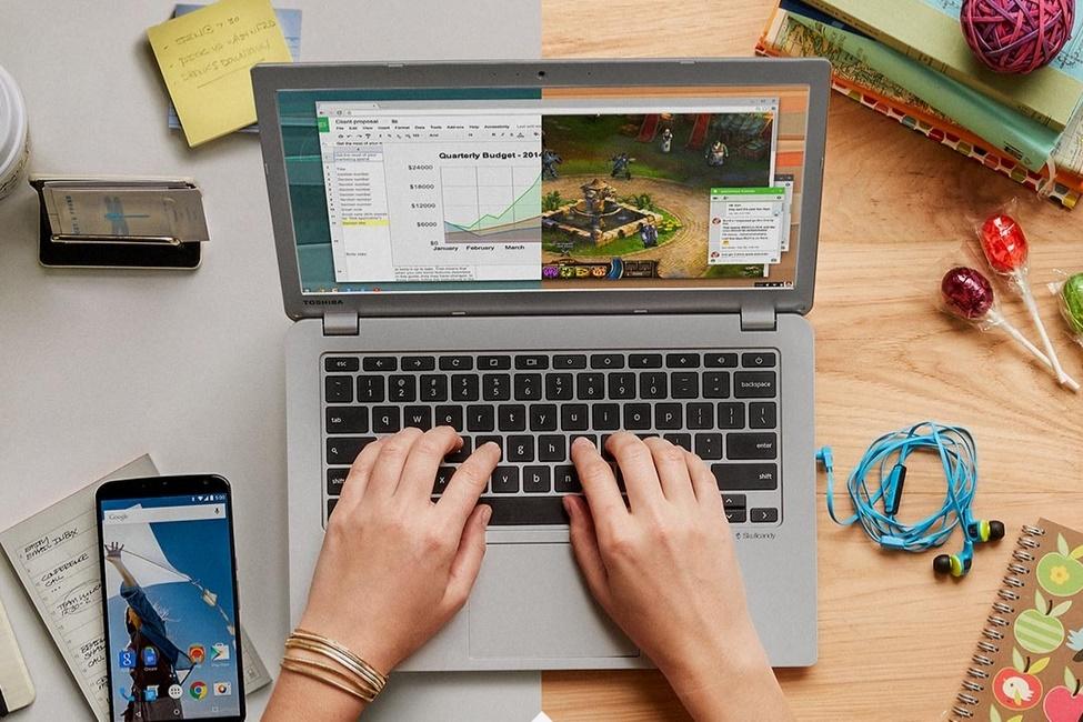 Imagem de Google testa recurso para aprimorar o uso de apps de Android no Chrome OS no tecmundo