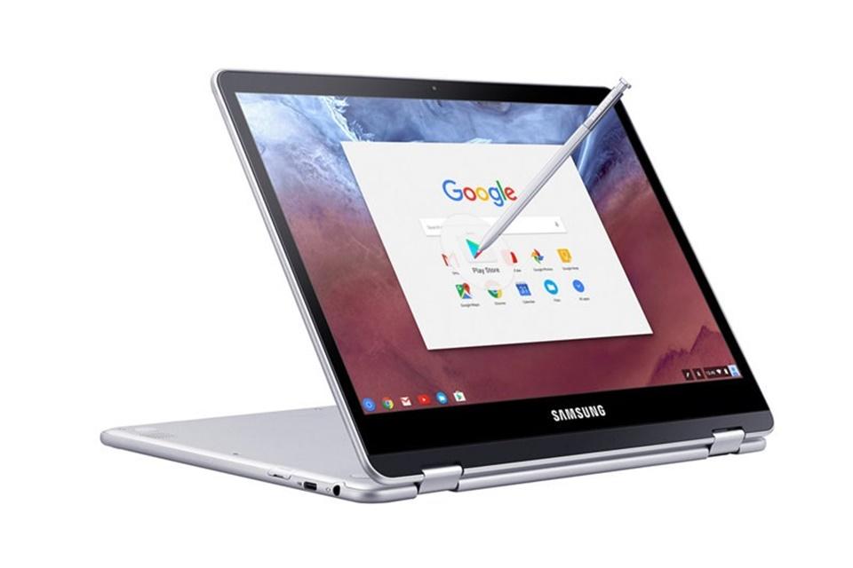 Imagem de Samsung estaria trabalhando em um Chromebook com tela destacável e S Pen no tecmundo