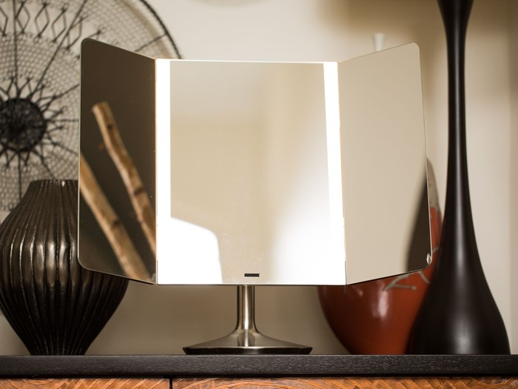 espelho inteligente