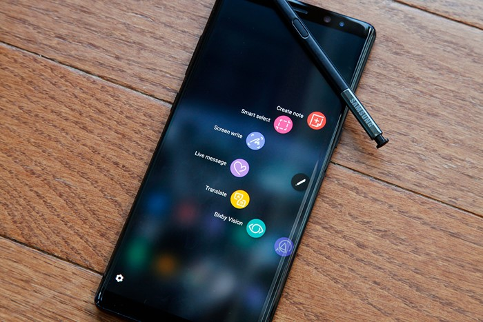 Samsung Galaxy Note 8 celular