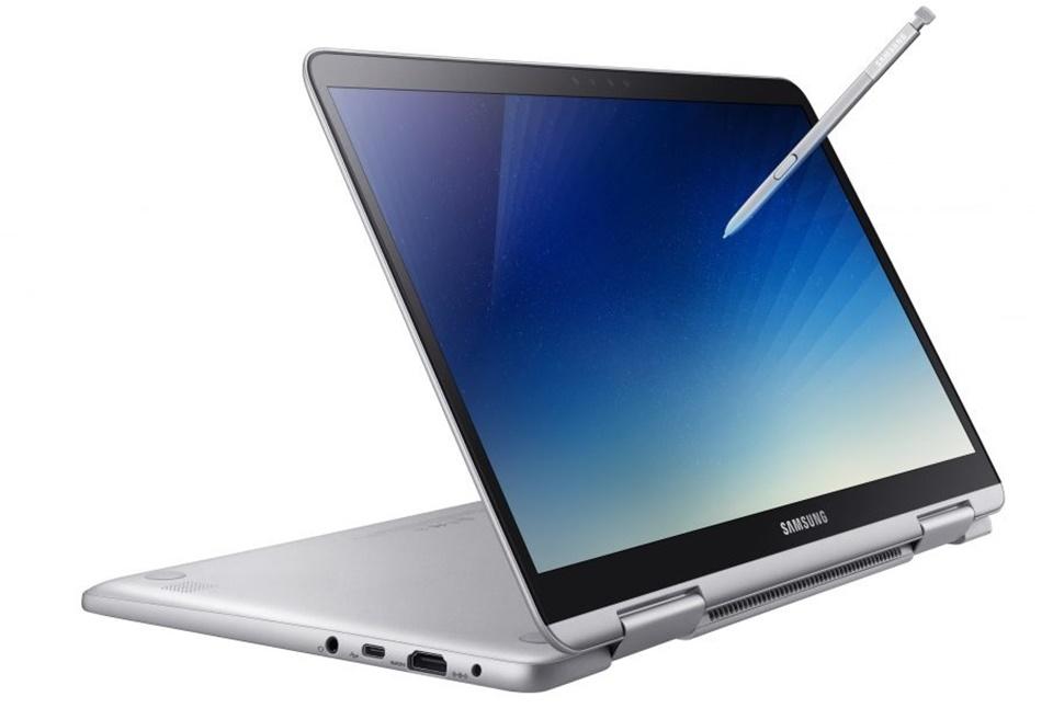 Imagem de CES 2018: Samsung Notebook 9 Pen mistura o melhor do Galaxy Note com laptop no tecmundo