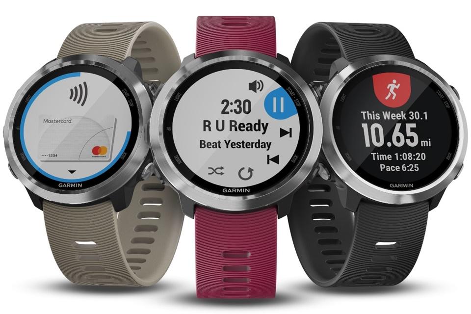 Imagem de Novo smartwatch da Garmin armazena até 500 músicas para as suas corridas no tecmundo