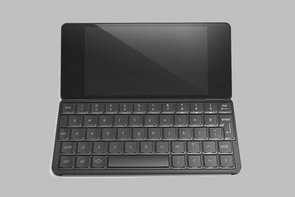 Imagem de Gemini PDA com Android e 64 GB de memória é aposta retrô no CES 2018 no tecmundo