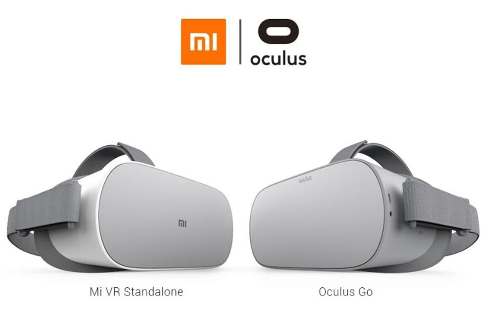 Imagem de Xiaomi confirma dois headsets VR na CES 2018 e vira parceira do Facebook no tecmundo