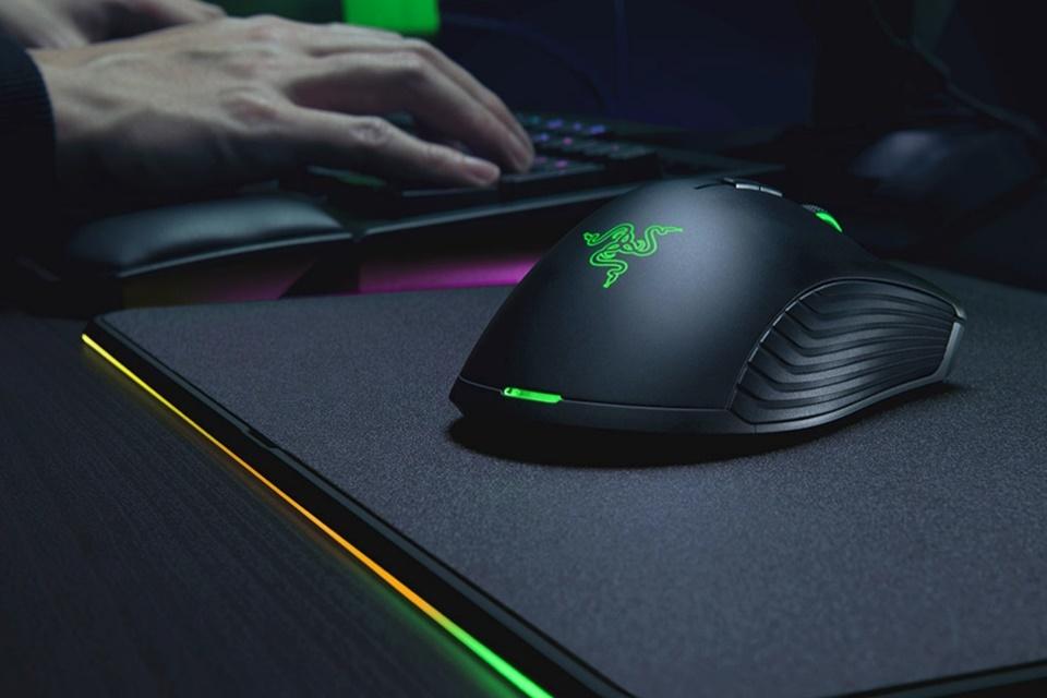 Imagem de Novo mouse HyperFlux da Razer funciona sem fio e até sem bateria no tecmundo