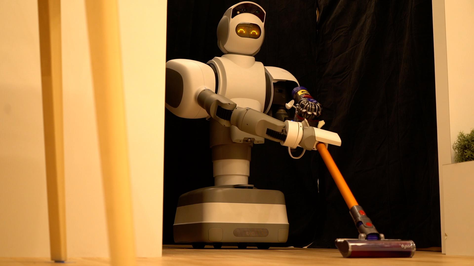 Imagem de Robô Aeolus faz praticamente tudo o que você precisa em uma casa no tecmundo