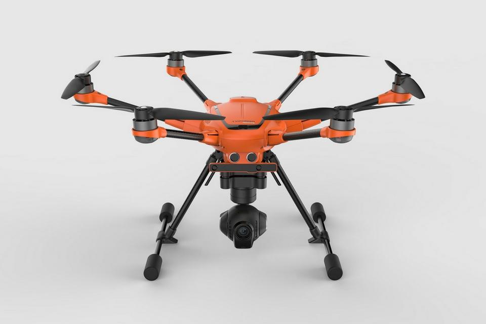 Imagem de Yuneec lança versão plus do seu drone Typhoon H e novos modelos na CES 2018 no tecmundo