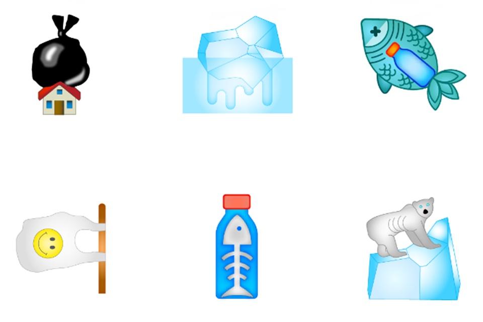 Imagem de Artista lança pacote de emojis com tema do aquecimento global no tecmundo