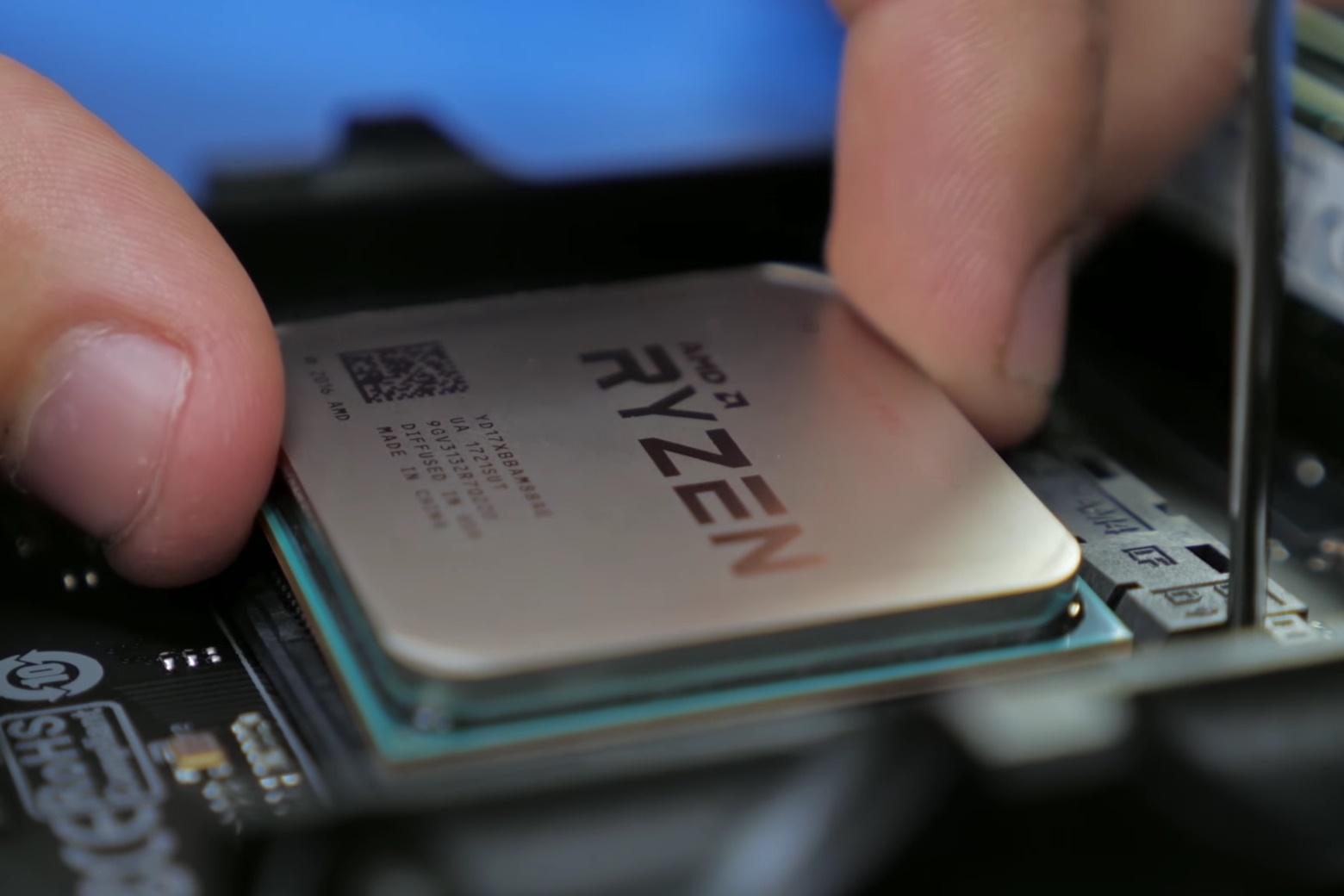 Imagem de Franceses vão usar CPUs Ryzen Pro da ADM para aquecer casas no inverno no tecmundo