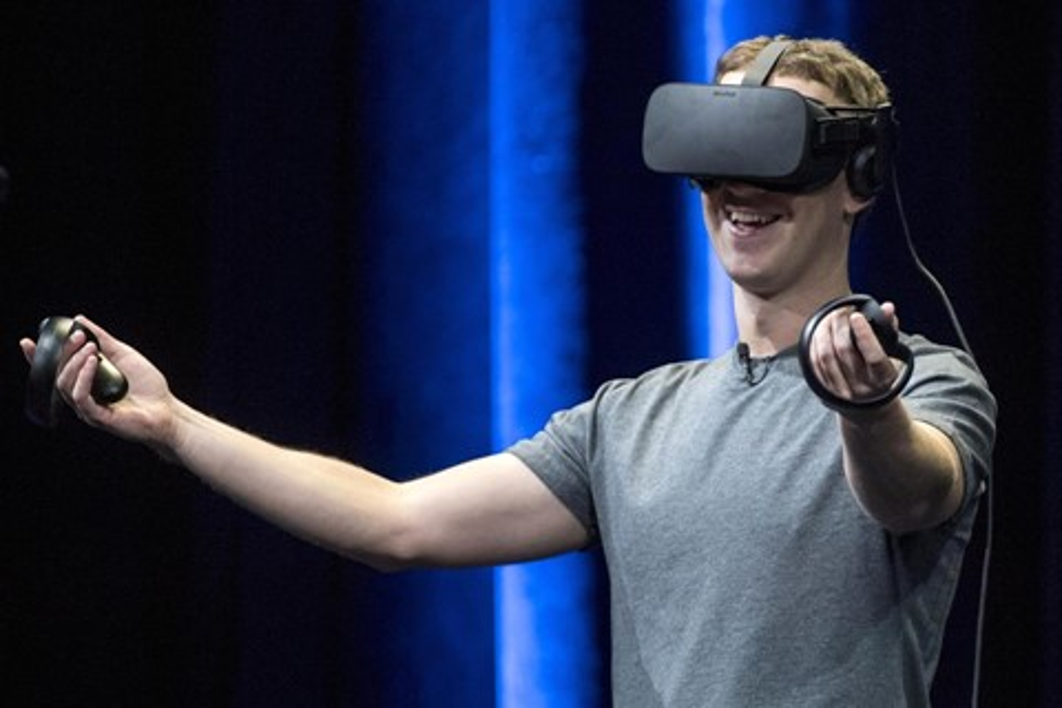Imagem de Integração entre Oculus Rift e Facebook abre porta para hackers no tecmundo