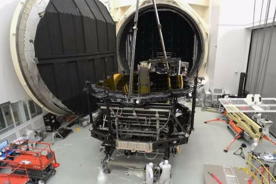Imagem de Nasa divulga seu novo telescópio James Webb que será lançado em 2019 no tecmundo