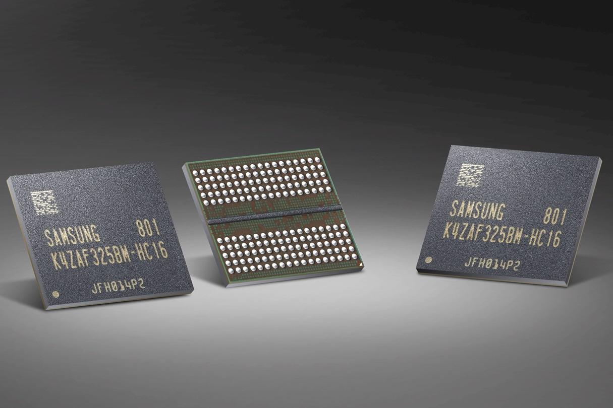 Imagem de Samsung começa a produzir memórias GDDR6 para placas gráficas no tecmundo