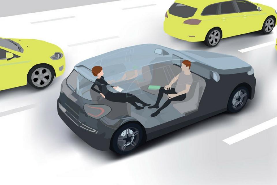 Imagem de Sensor de profundidade dá maior segurança e precisão aos carros autônomos no tecmundo