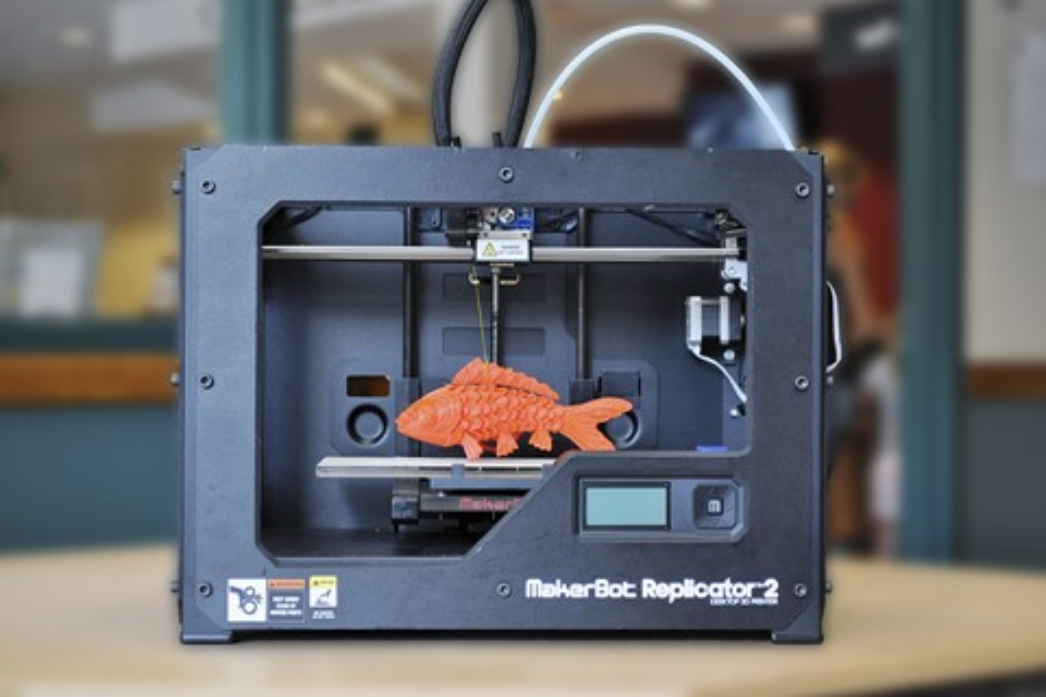 Imagem de Como será o futuro das impressoras 3D e como elas vão mudar sua vida no tecmundo
