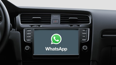 Imagem de WhatsApp vai poder ser usado para conversar no Apple CarPlay no tecmundo