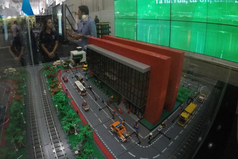 Imagem de Otima mostra como é e como funciona uma cidade inteligente na Campus Party no tecmundo