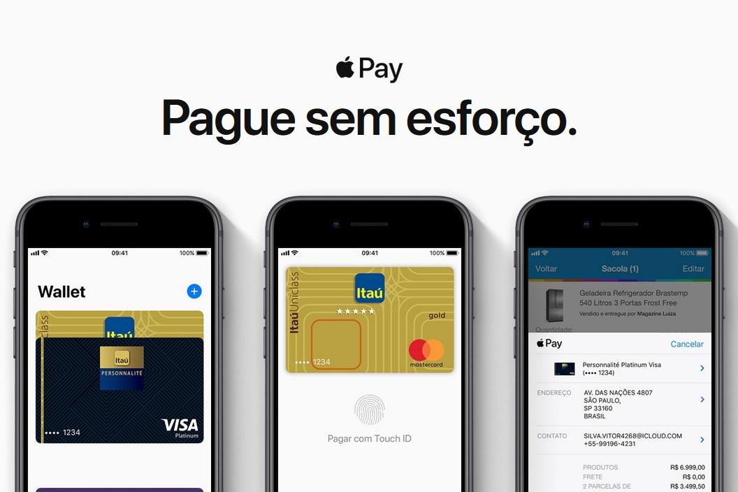 Imagem de Tim Cook confirma a chegada do Apple Pay ao Brasil em breve no tecmundo