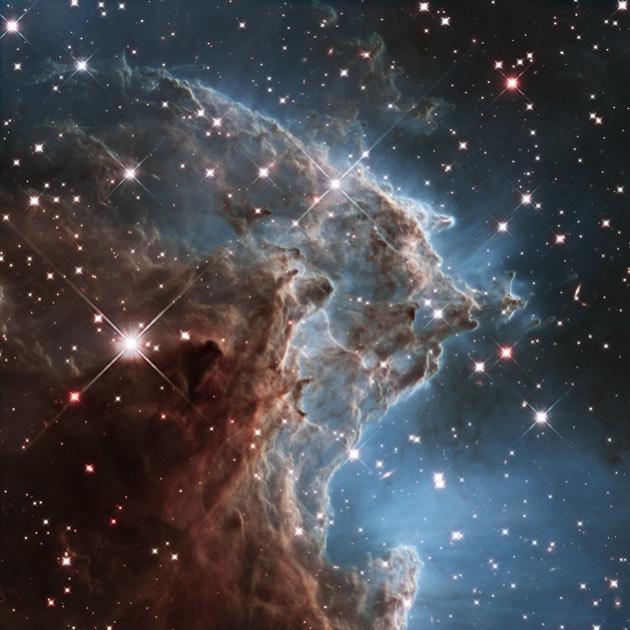 Nebulosa Cabeça de Macaco