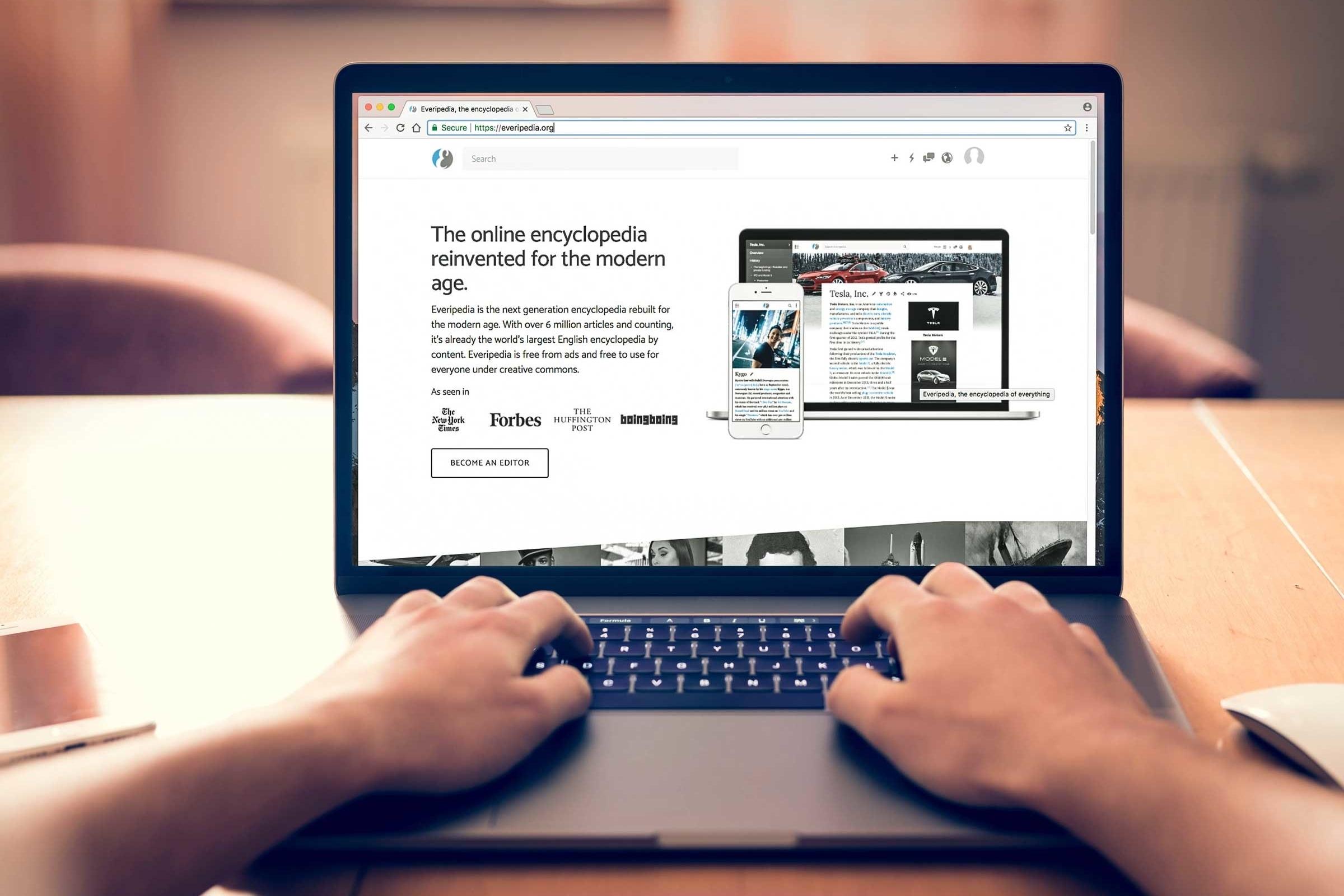 Imagem de Everipedia recebe US$ 30 milhões de investimento para criar sua blockchain no tecmundo