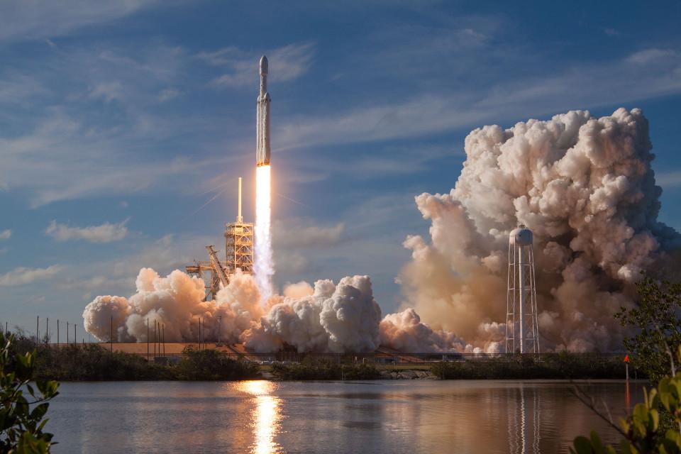 Imagem de Novo foguete da SpaceX pode revolucionar a mineração de asteroides no tecmundo