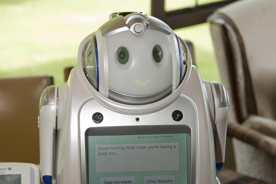 Imagem de Nova Zelândia testa robô coreano que facilita tratamento de doença pulmonar no tecmundo