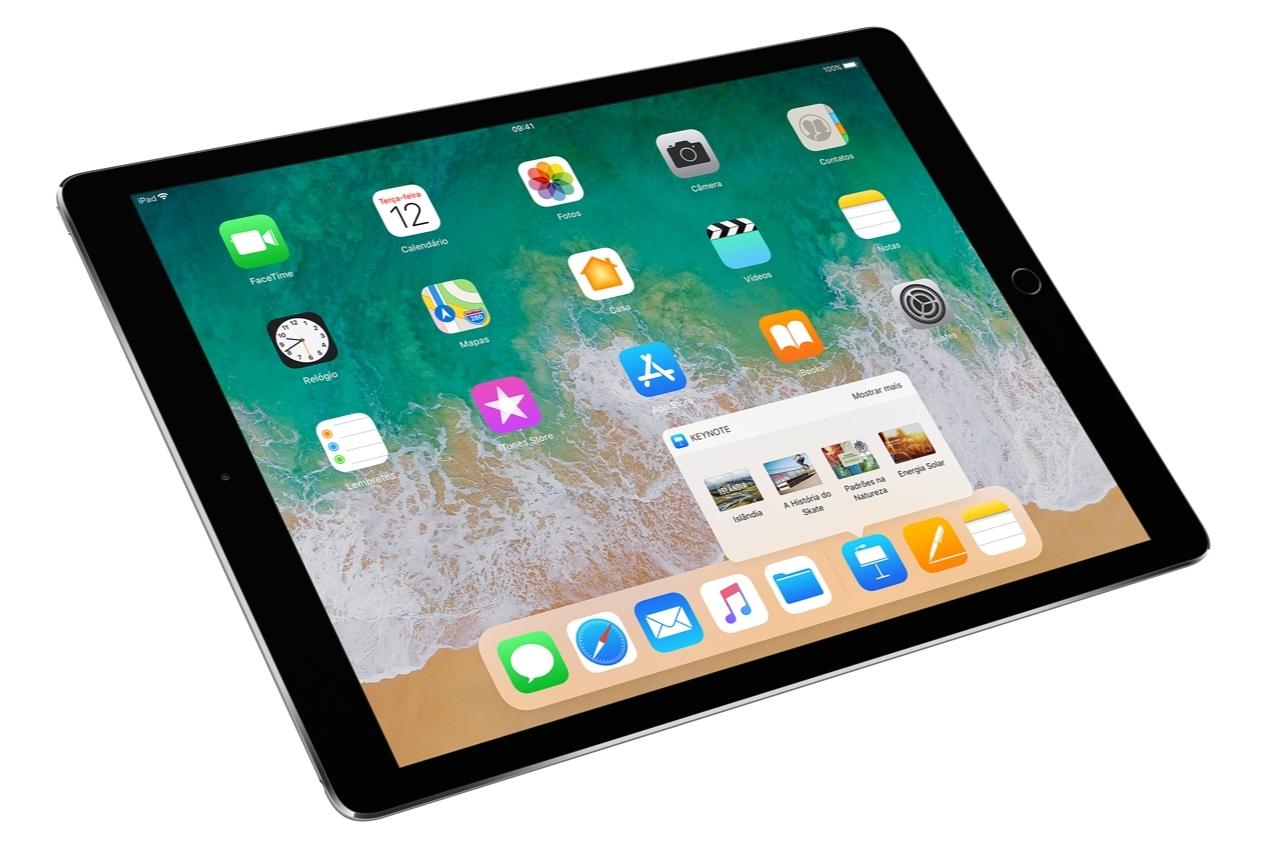 Imagem de iPad Pro pode chegar em junho na WWDC 2018 com Face ID e tela com entalhe no tecmundo