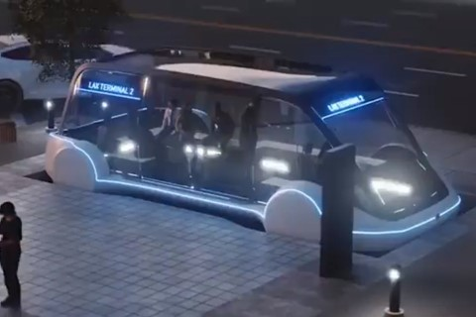 Imagem de Túneis da Boring Company vão priorizar pedestres e ciclistas, diz Elon Musk no tecmundo