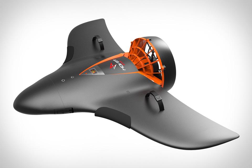 """Imagem de Aquajet H2: conheça a scooter aquática que promete """"voar"""" debaixo d'água no tecmundo"""