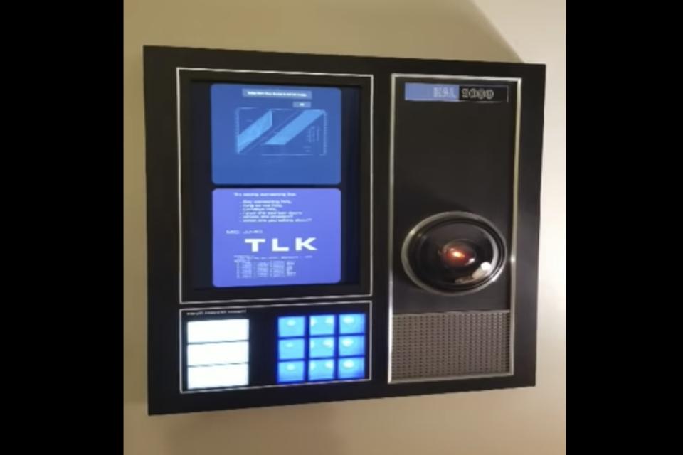 Imagem de Conheça a réplica sinistra da IA de 2001: Uma Odisseia no Espaço no tecmundo