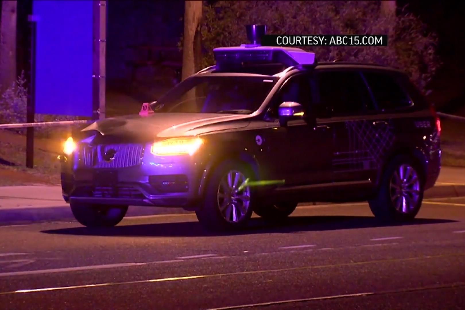 Imagem de Carro autônomo da Uber pode não ter culpa no acidente que matou pedestre no tecmundo