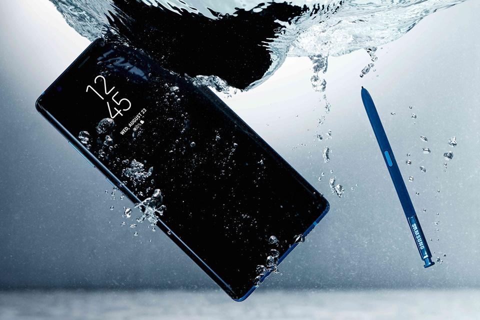 Imagem de Novo rumor aponta que Galaxy Note 9 pode ter bateria de 3.850 mAh no tecmundo