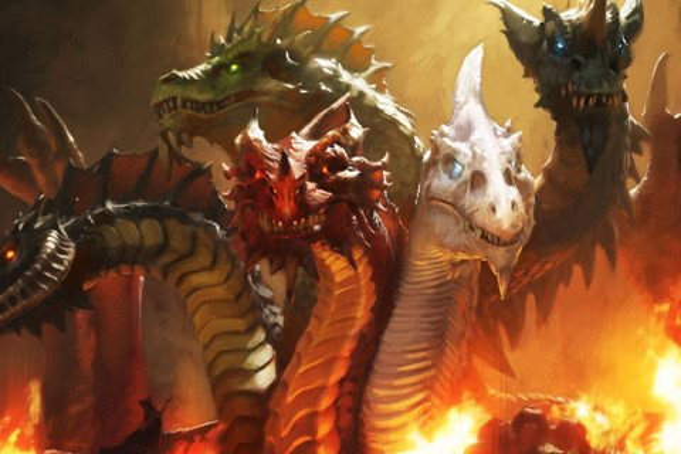 Imagem de Rede neural cria novos monstros para o RPG de Dungeons & Dragons no tecmundo