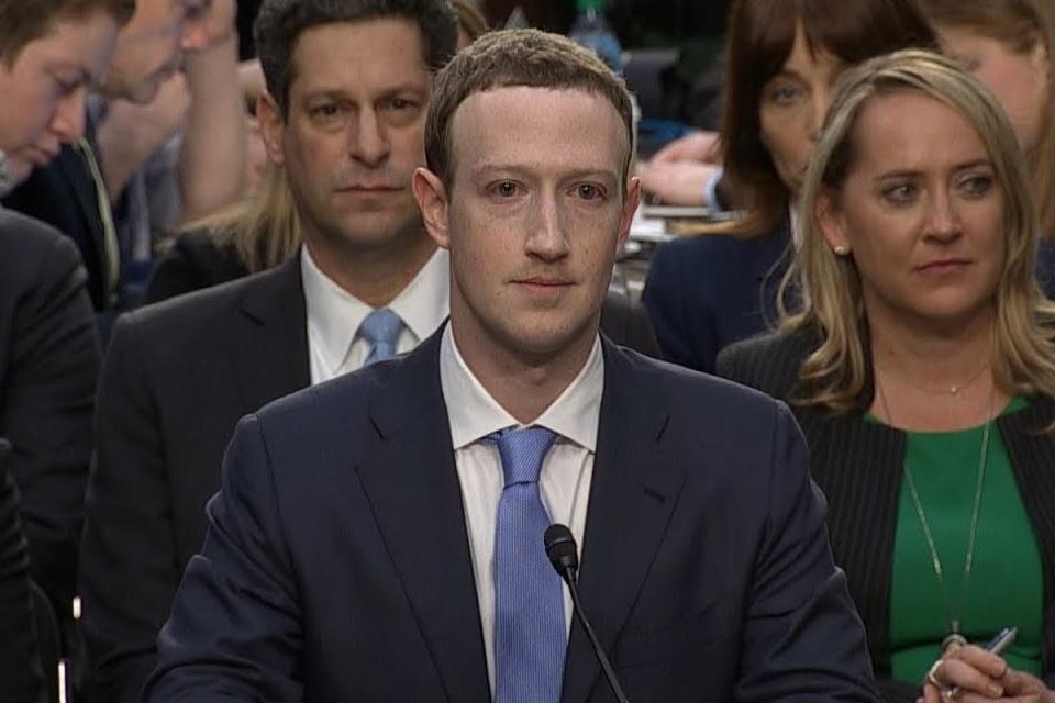 Imagem de Mark Zuckerberg depõe no Congresso dos EUA; confira alguns destaques no tecmundo