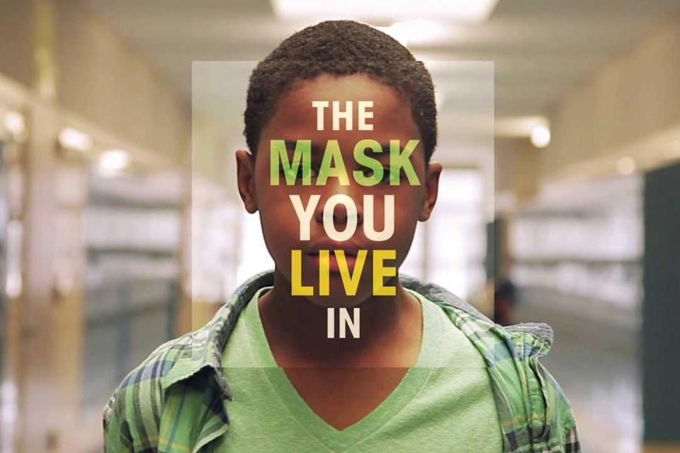Imagem de Netflix do dia #023: The Mask You Live In no tecmundo