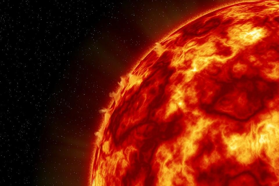 """Imagem de NASA está há poucos meses de lançar sonda que """"tocará o Sol"""" no tecmundo"""