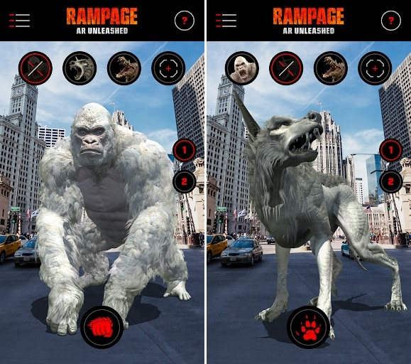 Rampage: Destruição Total AR