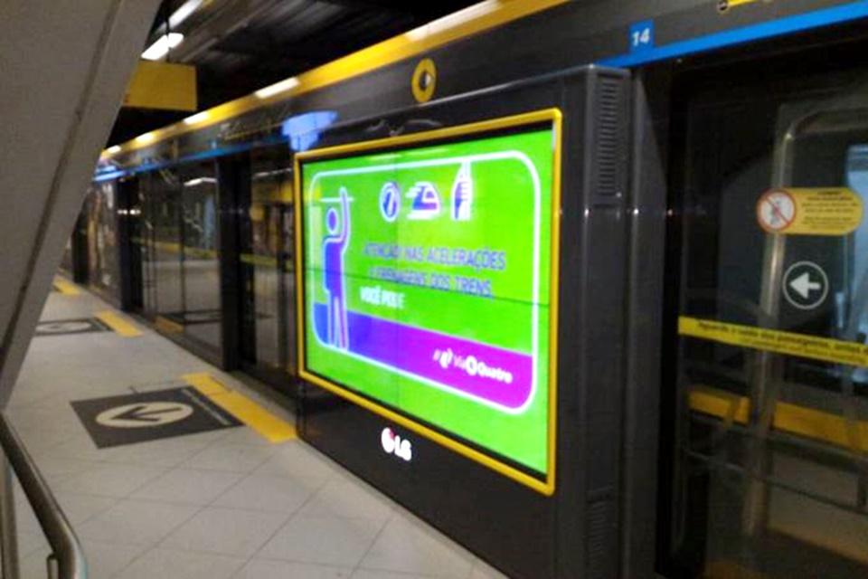 Imagem de Metrô de São Paulo terá portas interativas com reconhecimento facial no tecmundo
