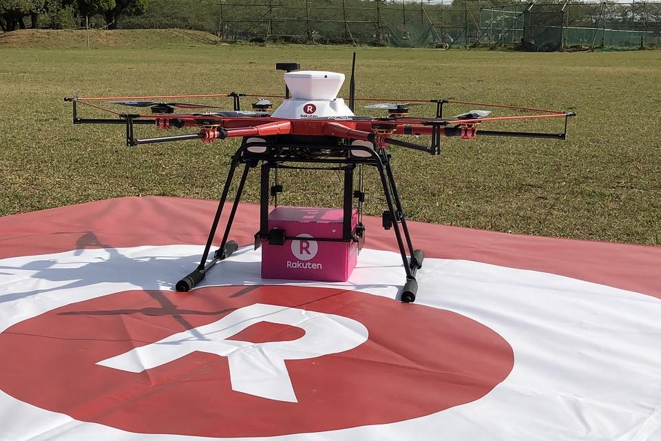 Imagem de Dronelivery: conferimos o primeiro serviço de entregas em operação no Japão no tecmundo