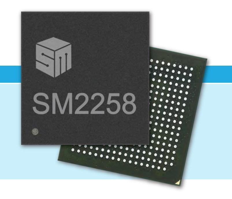 Controlador SM2258