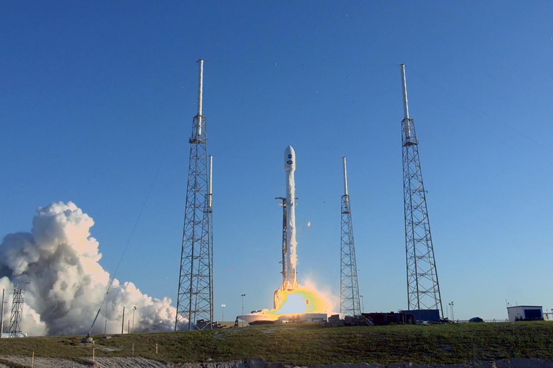 Imagem de Novo satélite 'caçador de planetas' da NASA é lançado com sucesso no tecmundo