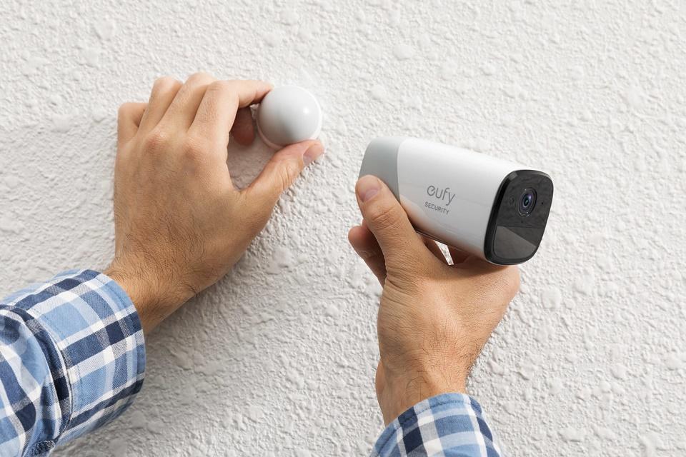 Imagem de Resistente! Anker lança câmera de segurança com bateria que dura um ano no tecmundo