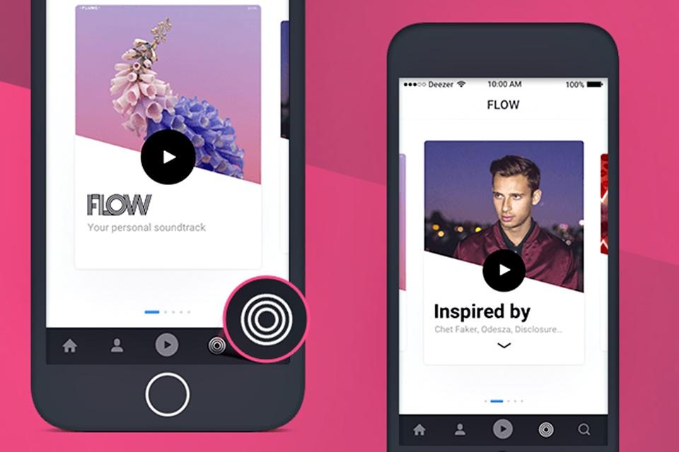Imagem de Nova ferramenta Flow Tab oferece novas playlists diárias no Deezer no tecmundo