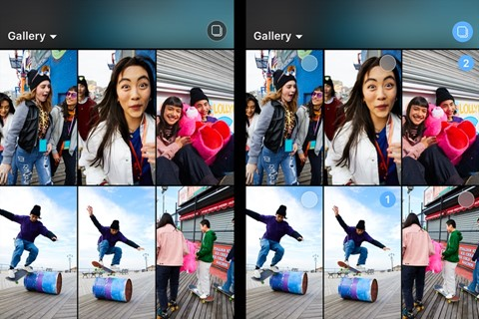 Imagem de Instagram agora permite selecionar múltiplas fotos e vídeos no Stories no tecmundo