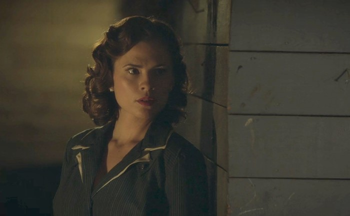 peggy carter marvel