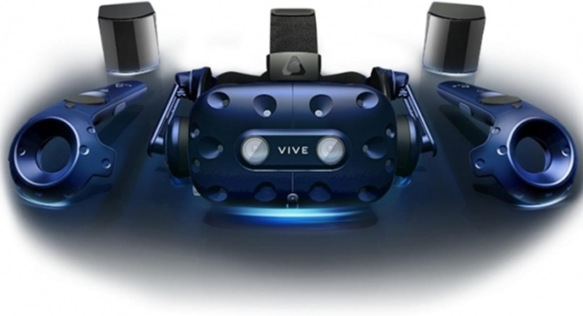 Imagem de HTC Vive Pro ganha set completo no Japão no tecmundo
