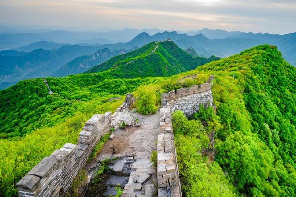 Imagem de Drones da Intel colaboram com restauração da Grande Muralha da China no tecmundo