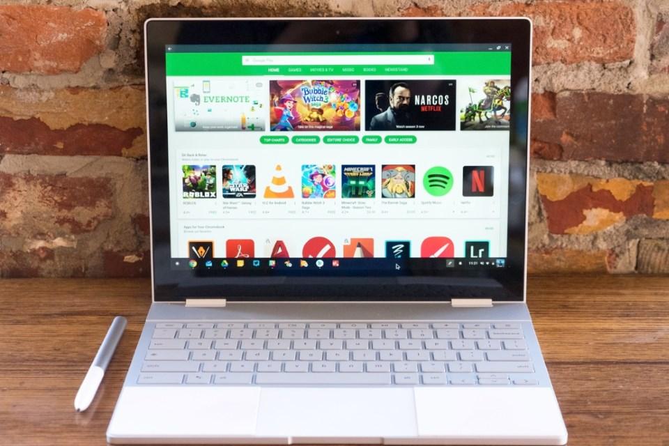 Imagem de Demorou mas chegou! Chromebooks terão suporte para Linux no tecmundo